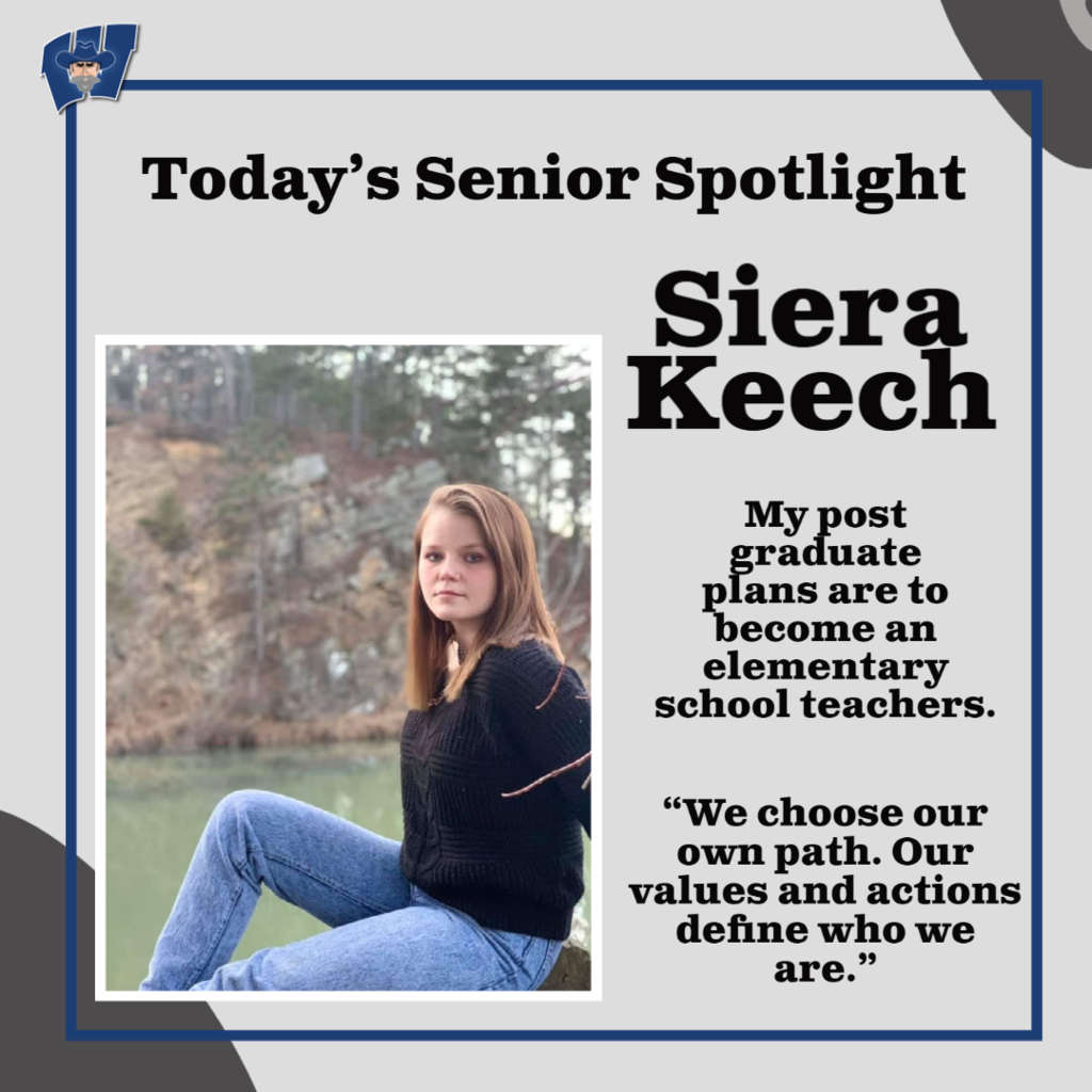 Siera Keech Senior Spotlight