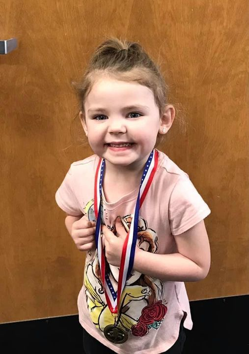ABC Preschool February Student of the Month