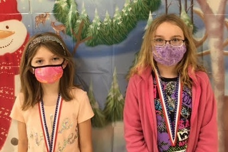 4th Grade February Students of the Month
